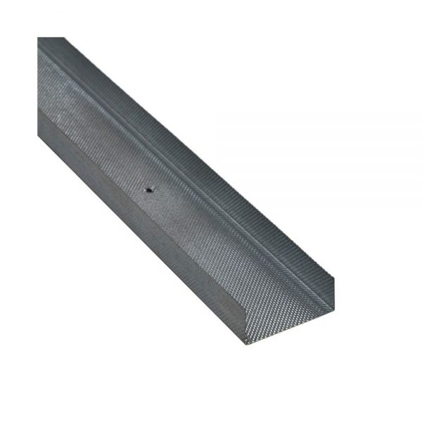Profil gips carton Rigiprofil UW 100 40x100x40x4000 mm