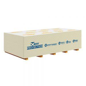 Placa de ipsos fara plumb Rigips X-ray Protection 12.5 x 600 x 1800 mm
