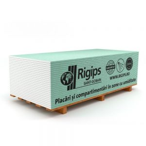 placa rigips RBI 12.5